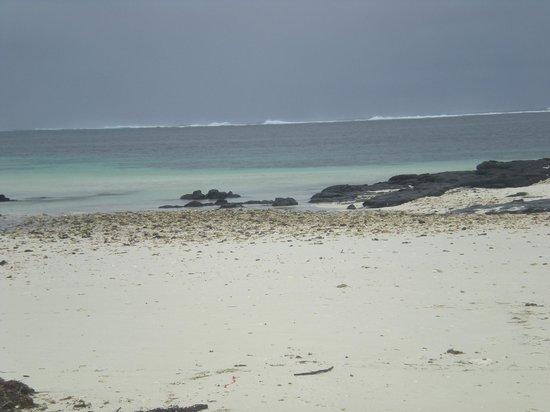 Asso Villa: spiaggia