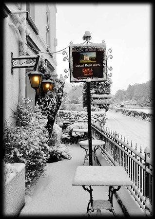 Brook House Inn and Restaurant: Lovely even in winter