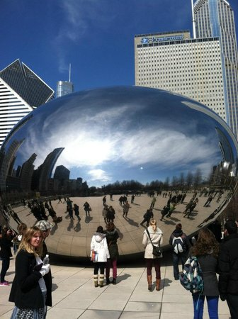 Homewood Suites by Hilton Chicago-Downtown: Bean