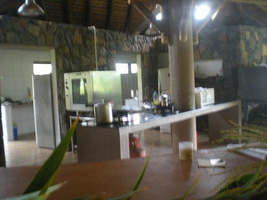 Asso Villa: cucina
