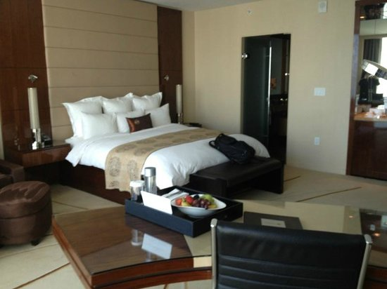 JW Marriott Marquis Miami: Suite del hotel