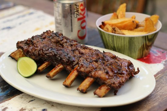 Best ribs in Bali - Review of Naughty Nuri's, Kerobokan, Indonesia -  TripAdvisor