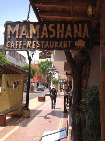 Mamashana Café Restaurante