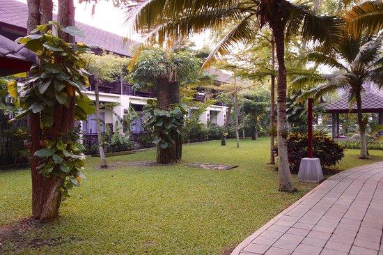 Royal River Kwai Resort & Spa: Hotel area