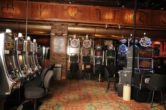 Ramada Elko Hotel and Casino: Casino Floor