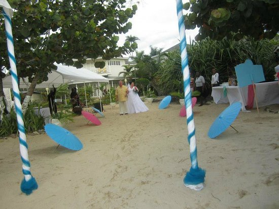 Rondel Village: Beautiful wedding location