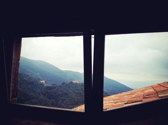 Hotel Can Cuch : Vistas desde El Cambril