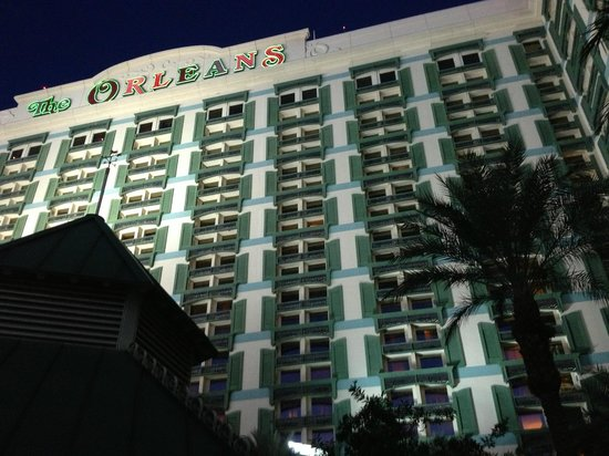 The Orleans Hotel & Casino: Hotel