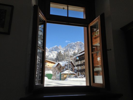 Villa Alpina: Our view