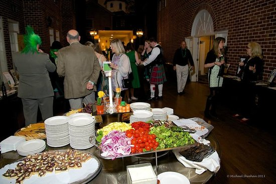 Historic Inns of Annapolis: MD Green Ball Event
