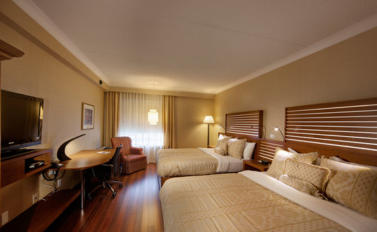 Lindbergh Hotel: Chambre / Room