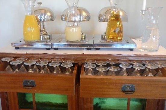 Jugendstilhotel Hotel Paxmontana: Frühstücksbuffet