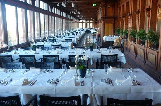 Jugendstilhotel Hotel Paxmontana: Speisesaal