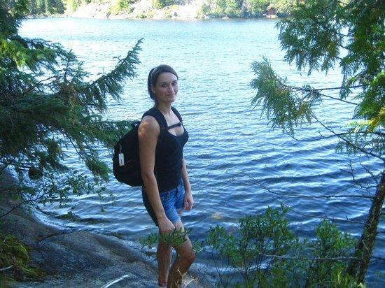 Kenora, Canada: Hiking