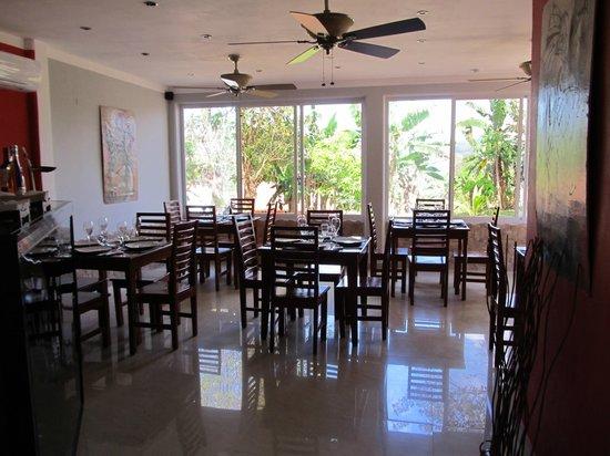 B&B  Residence Las Lajas: sala ristorante