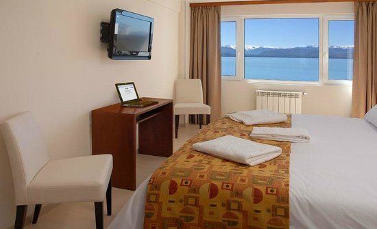 Hotel Tirol Bariloche: Habitación Doble con vistas al Lago
