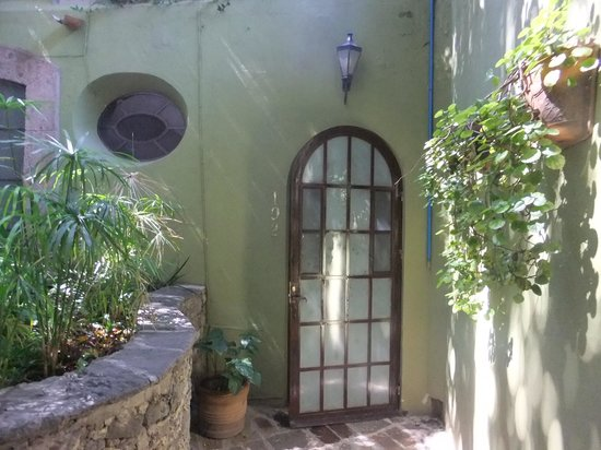 Casa Quetzal Hotel: Room #102