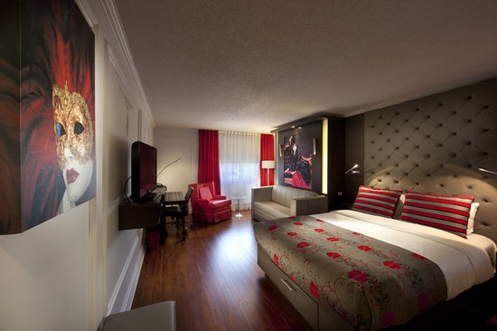 Plaza Quebec: Chambre / Room