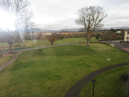 Roe Park Resort: view from room