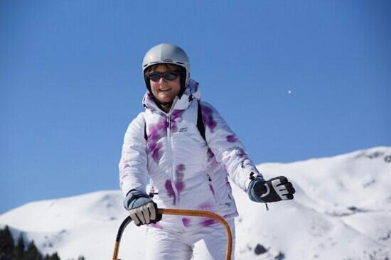 Euroski Mountain Resort : Must do husky ride..