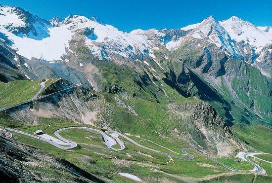 Haus Barber: High alpine road to the GrossGlockner