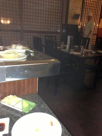 Kyo Japanese Restaurant: locale