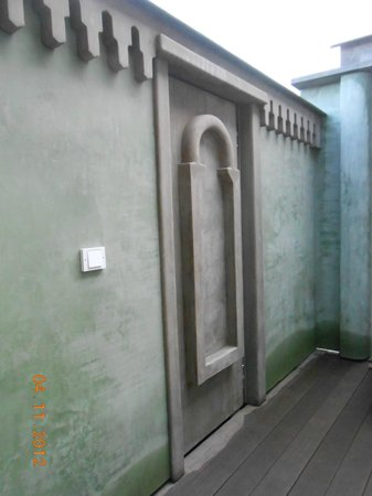 Casa Verde: ijshut