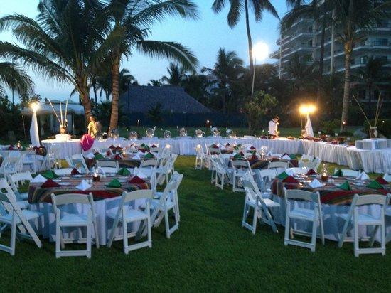 Hard Rock Hotel Vallarta One Of The Partys At Wedding