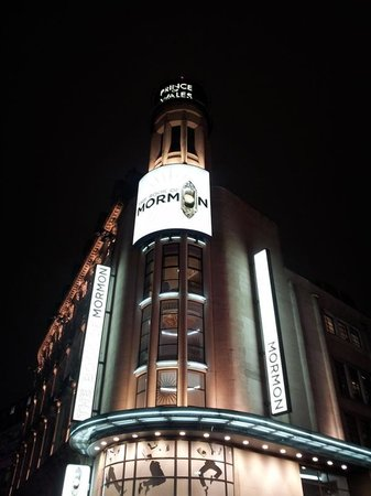 ‪The Book of Mormon London‬