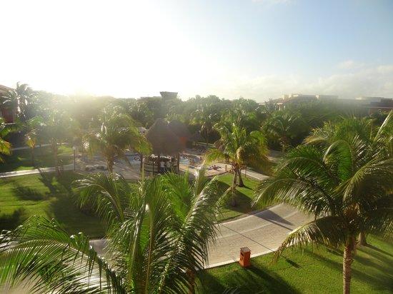 Grand Bahia Principe Coba: Vue de chambre bloc 4