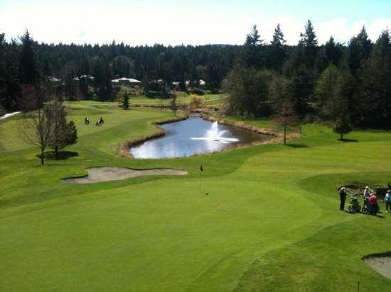 Nanoose Bay, Canada: Fairwinds Golf Club