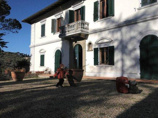 Fattoria Montagliari: la villa del 1700