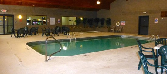 Kavanaugh's Sylvan Lake Resort : Indoor Swimming Pool