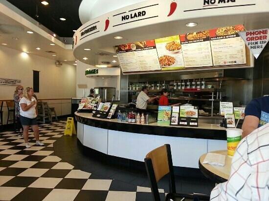 Baja Fresh Rancho Mirage 71800 Highway 111 Restaurant Reviews