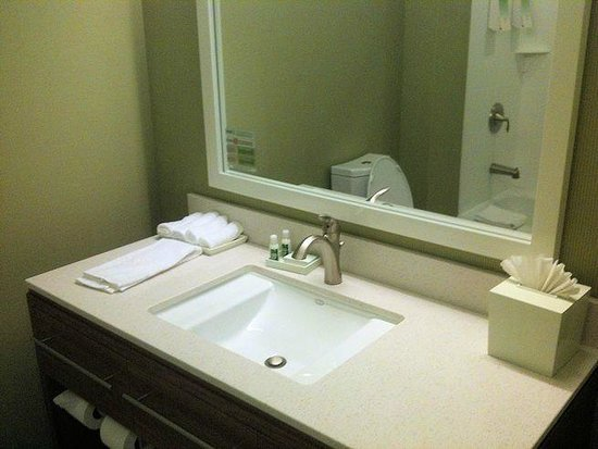 Home2 Suites by Hilton Dallas-Frisco: bathroom