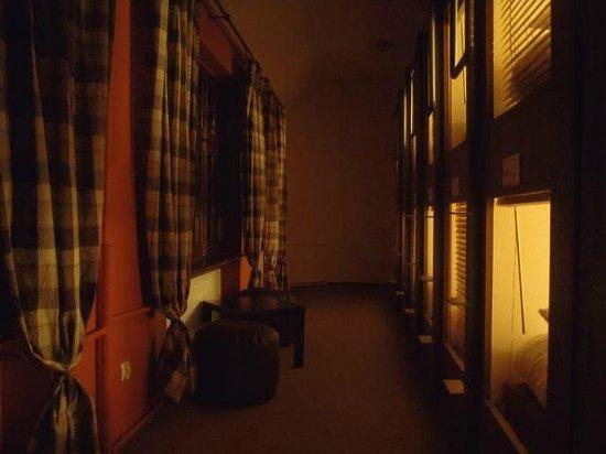 The One Hostel: Tuby noclegowe