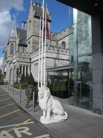 Clontarf Castle Hotel: Hotel