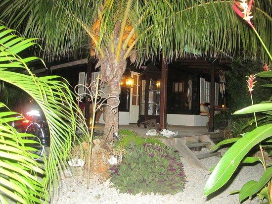 Bamboo Bali Bonaire Resort: een van de huisjes