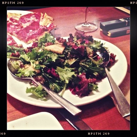 California Pizza Kitchen: House Green Salad