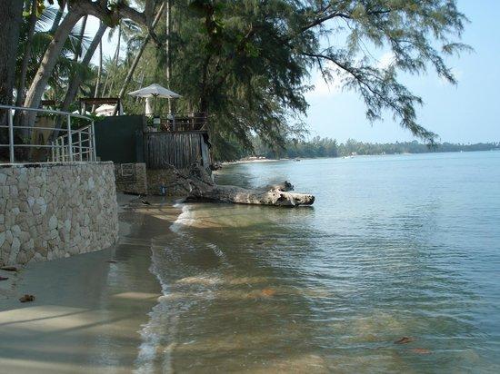 Nikki Beach Resort & Spa: The beach