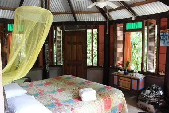 Cocoa Cottages : Honeymoon suite