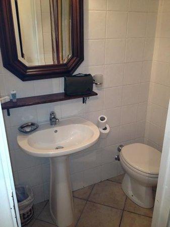 Hotel Orto di Roma: Bagno