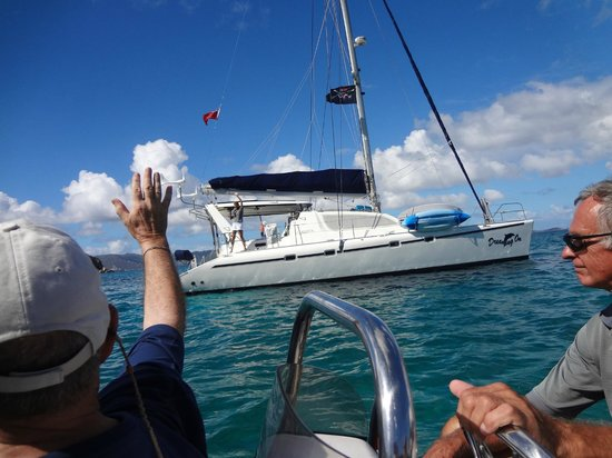 Dreaming On Yacht Charters: Returning to Dreaming On