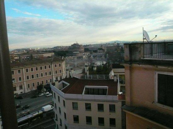 Gran Melia Rome: Vista Habitación