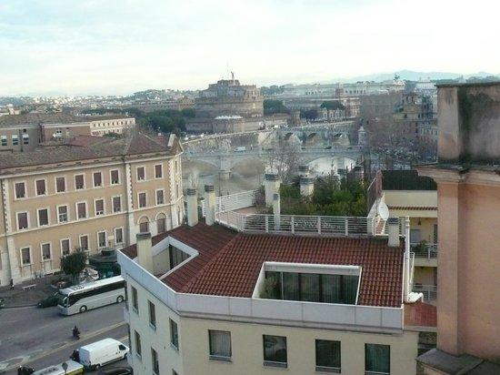 Gran Melia Rome: Vista Hotel