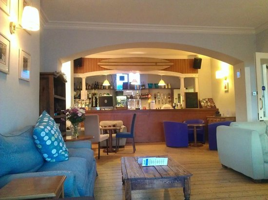 The Edgcumbe : The Snug Bar - Great place to Chill