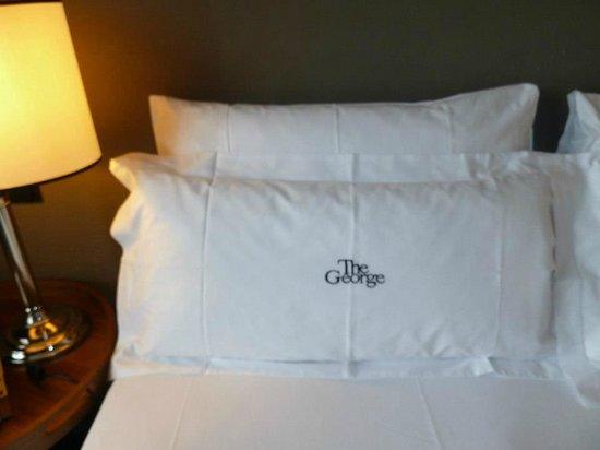 The George Hotel: schon nett