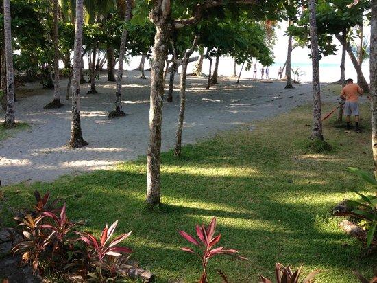 玻璃海灘飯店照片