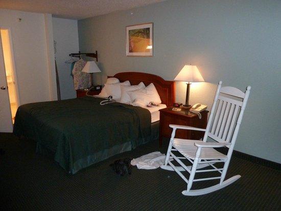 رامادا هيلتون هيد: Lovely room