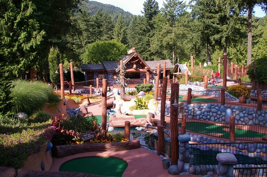 Mini golf chilliwack